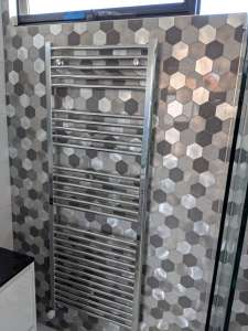 hydronic towel rail