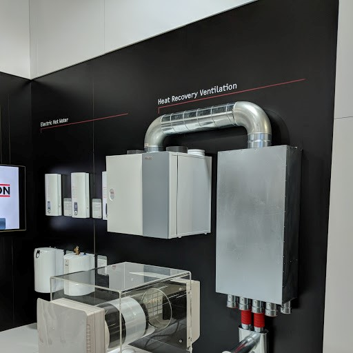 Hydrosol image of Stiebel Eltron heat recovery ventilation systems, centralised and de-centralised