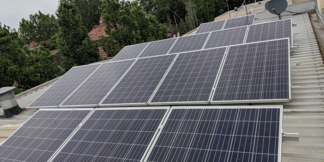 solar power case study